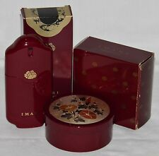 1985 IMARI Original AVON Perfume COLOGNE & TRINKET BOX Vintage NEW OLD STOCK