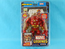 Marvel Legends Hulk Buster Iron Man 2005 Legendary Rider Series New Sealed