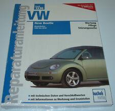 Reparaturanleitung VW Beetle Typ 5C Benzin + Turbo + Diesel TDI 1997 - 2010 NEU!