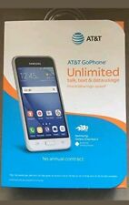 AT&T GoPhone Samsung Galaxy Express 3 4G LTE with 8GB Memory Prepaid Cell Phone