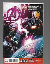 Marvel Comics Avengers / 7 / #07 / 07 / Comic Book