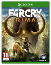 Far Cry Primal Videogame For Xbox One Games Console New Sealed Uk