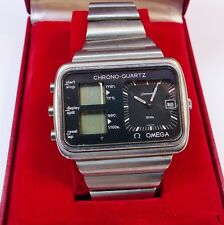 MONTRE OMEGA ALBATROS   REF 196.0052 JEUX OLYMPIQUE MONTREAL 1976 - Watch
