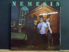 NEMESIS  To Hell And Back  LP    Great copy !