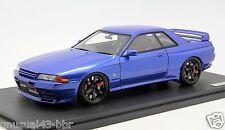 1/18th Ignition Model Nismo R32 GTR Bayside Blue