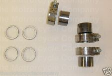 ST1100 EXHAUST REPAIR KIT GASKETS + all  GRAPHITE SEALS with STAINLESS CLAMPS