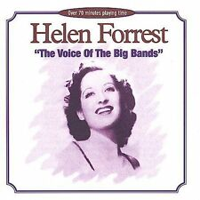 The Voice of the Big Bands by Helen Forrest (CD, Jul-1997, Jasmine Records)