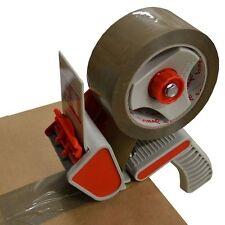 2 xHeavy Duty 50mmHand-Dispenser-Gun Fit For Parcel Packing Tape Sellotape Red**