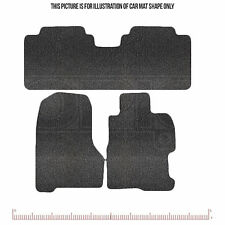 Honda Civic 5 Door 2001 2006 Premium Tailored Car Mats set of 3