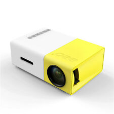 AAO YG-300 LCD Mini Support 1080P Portable LED Projector Home Theater Cinema