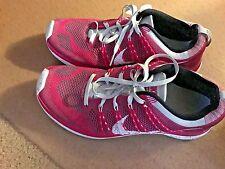 Nike Flyknit Lunar  Women's Size 9.5  Shoes Pink