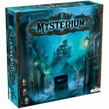 Mysterium Cooperative Board Game - Brand New with Additional Bonus Card Free