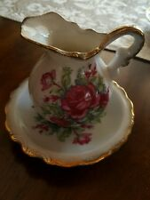 ANTIQUE ♡ Individual CREAMER and UNDERPLATE