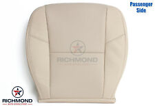 07-08 Cadillac Escalade Limo Limousine -Passenger Bottom Leather Seat Cover TAN