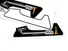 STAR WARS VINTAGE REPLACEMENT STICKERS-DECALS RADIO CONT R2D2 REMOTE CONTROL