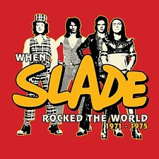 SLADE - WHEN SLADE ROCKED THE WORLD 1971-1975 (BOX SET) 11 VINYL LP + CD NEU