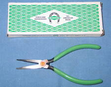 "Vintage DIAMOND Horseshoe Duck Bill Pliers #55 DN55 5"" in Box NEW OLD STOCK"