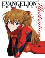 Evangelion Chronicle Illustrations New and revised edition Art Book