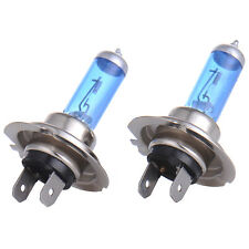 2pcs  H7 55W 12V 6000K Car  Xenon Gas Halogen Headlight White Light Lamp Bulbs