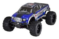 1:10 Scale Volcano EPX RC Monster Truck Off Road 2.4GHz Remote Control RTR Blue