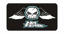 No Fear Sticker Decal Graphic Vinyl Label V4