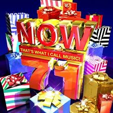 NOW THAT'S WHAT I CALL MUSIC 71 CD (2008)