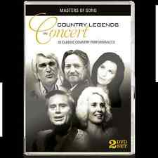 Country Legends In Concert 2 DVD Set