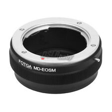Fotga Minolta MD Lens to Canon EOS M EF-M Mirrorless Camera Body Adapter Ring