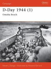 Campaign: D-Day 1944 (1) : Omaha Beach 100 by Mark R. Henry and Steven J....
