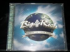 BIG & RICH: COMIN' TO YOUR CITY