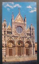 MINI CARD - SIENA - DUOMO - 1965
