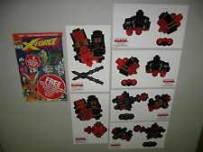 Build Your Own Deadpool Full set + 1st Print SEALED X-Force 1 w/Deadpool card NM