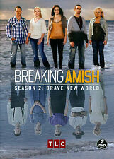 Breaking Amish: The Complete Second Season 2 (DVD, 2014, 3-Disc Set)