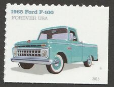 US Pickup Trucks 1965 Ford F-100 forever single MNH 2016