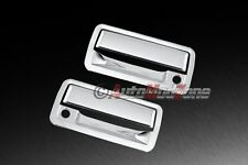 98-04 Chevy S10 98-05 Blazer S10 Chrome 2 Door Handle Cover with PSG Keyhole