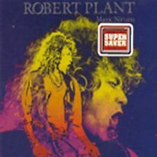 Manic Nirvana by Robert Plant (Cassette Tape 1990, Es Paranza) Very Good