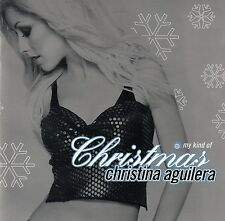 CHRISTINA AGUILERA : MY KIND OF CHRISTMAS / CD - NEUWERTIG
