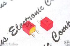 10pcs-WIMA FKP2 0.015uF (0,015µF 15nF) 100V 2.5% pitch:5mm Capacitor
