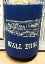 Wall Drug Store South Dakota beer koozie Free Ice cafe Water Store logo koolie