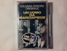 COLONNA SONORA Un uomo da marciapiede mc cassette k7 SOUNDTRACK SIGILLATA SEALED