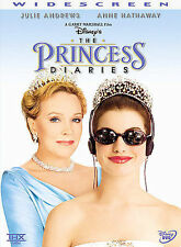 The Princess Diaries (Widescreen Edition) DVD, Julie Andrews, Anne Hathaway, Hec