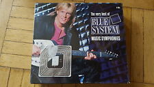 Blue System - Magic symphonies/ The very best of 3 x CD STILL SEALED!