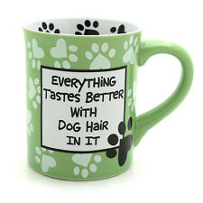 Dog Hair Mug - Our Name is Mud  by Lorrie Veasey