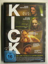 KICK WE ARE TOTALLY FUCKING BORED - DVD - OVP