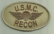 USMC RECON MILITARY PATCH SPECIAL OPERATIONS SOLDIER WARRIOR MARINE CORPS USA