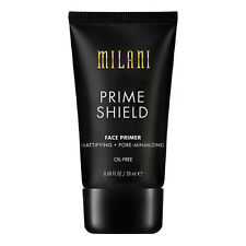 MILANI Prime Shield Face Primer Mattifying + Pore-Minimizing Oil Free New