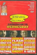 COUNTDOWN TO WEDNESDAY INSIDE LOOK AT THE COMIC BIZ DVD Stan Lee Mark Silvestri