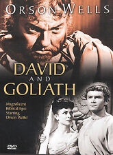 David and Goliath DVD