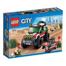 LEGO City Allrad-Geländewagen (60115) -NEU- OVP