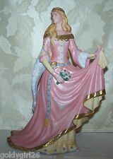 Lenox Guinevere Legendary Princess Figurine MINT 1990
